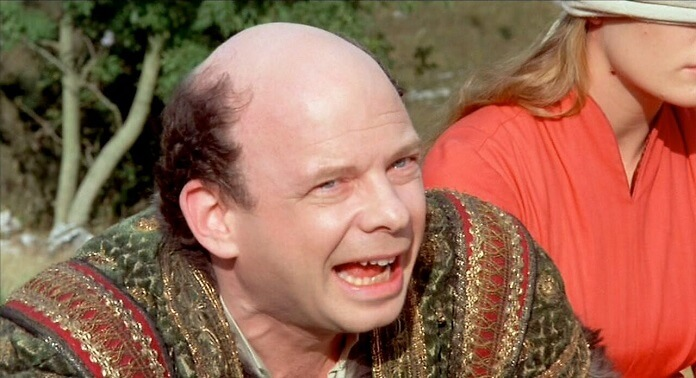 Wallace Shawn in The Princess Bride