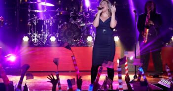 Macy's Fourth of July Fireworks Rehearsal with Kelly Clarkson