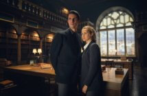 A Discovery of Witches stars Matthew Goode and Teresa Palmer