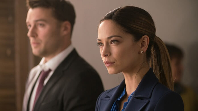Burden of Truth star Kristin Kreuk