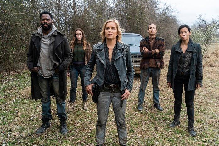Fear the Walking Dead Season 4 Episode 8
