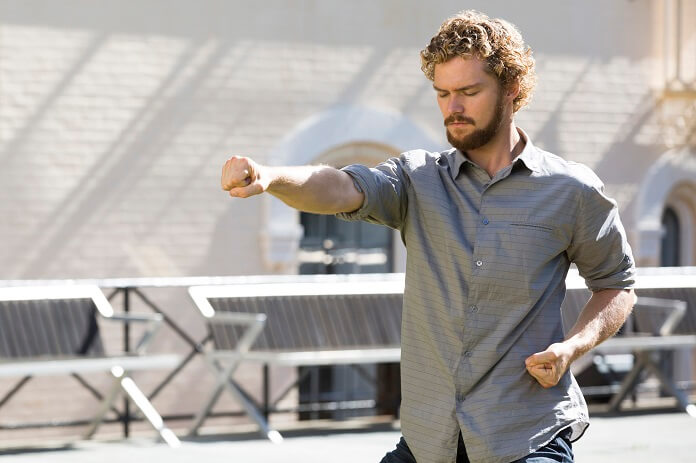 Iron Fist star Finn Jones