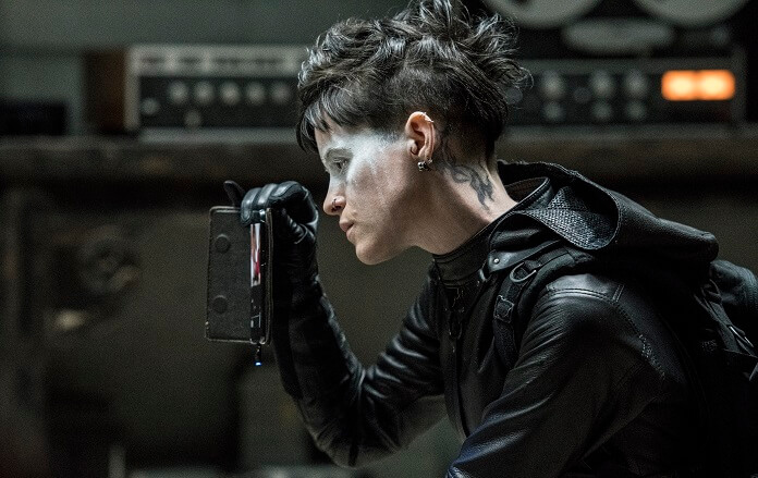 The Girl in the Spider's Web Claire Foy
