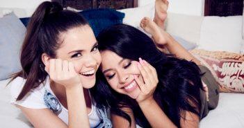 Good Trouble stars Maia Mitchell and Cierra Ramirez