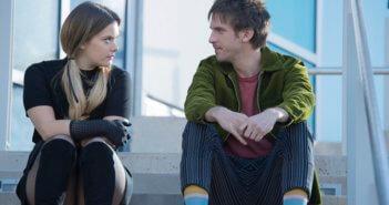 Legion Stars Dan Stevens and Rachel Keller