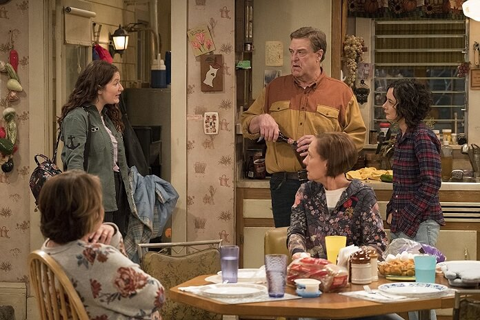 Roseanne Spinoff The Conners