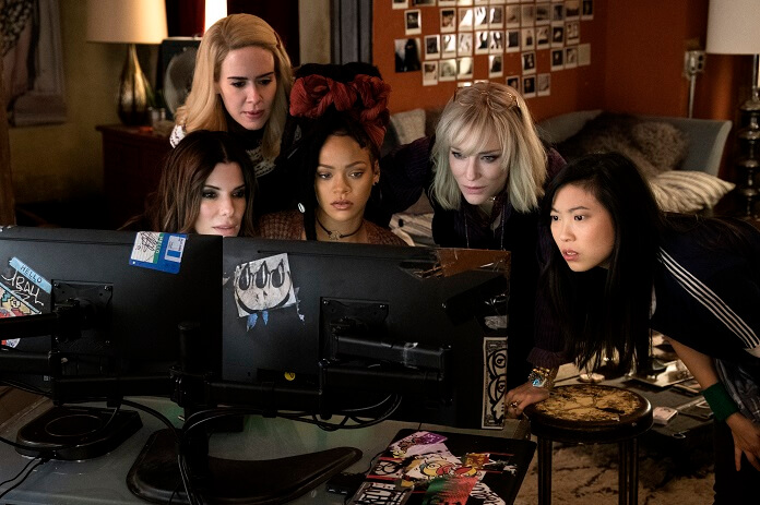 Ocean's 8 Opening Weekend Box Office