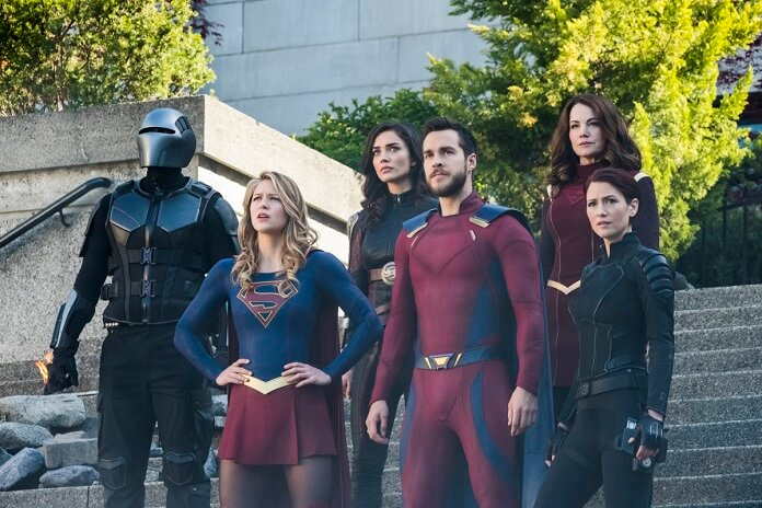 Supergirl Season 3 Episode 23