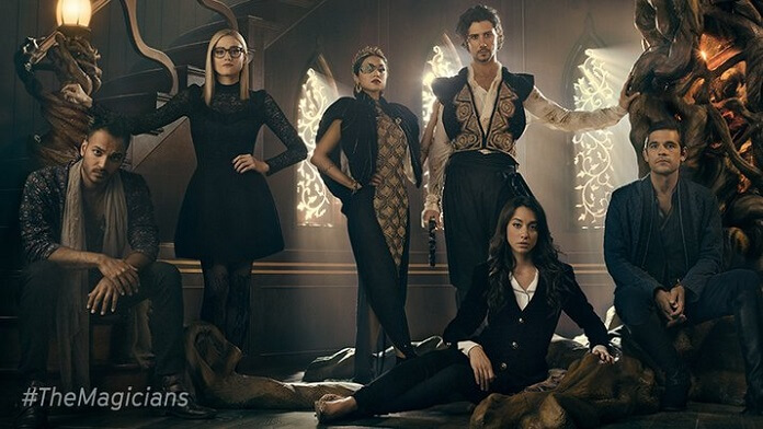 Syfy's Comic Con Plans Include The Magicians