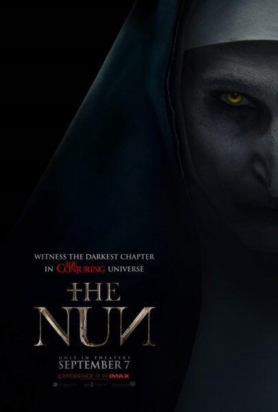 The Nun Teaser Poster