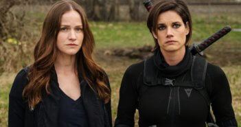 Van Helsing season 2 Kelly Overton and Missy Peregrym