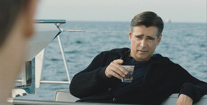 Widows Movie Colin Farrell Scene
