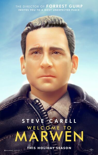 World of Marwen Poster