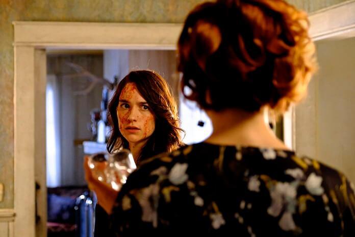 Wynonna Earp Season 3 Melanie Scrofano
