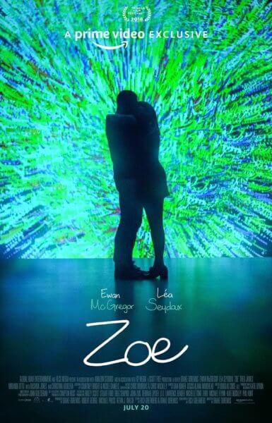 Zoe Movie Poster