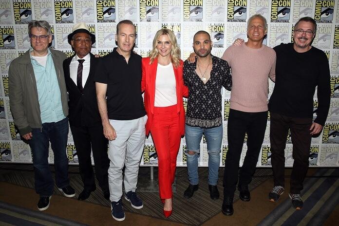 Better Call Saul Season 4 Cast Press Conference