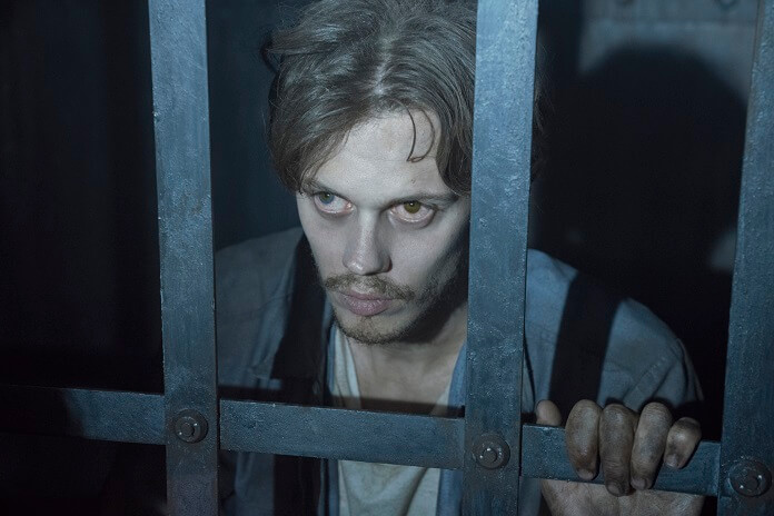 Castle Rock star Bill Skarsgard