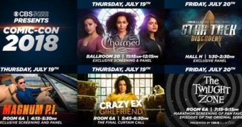 CBS 2018 San Diego Comic Con