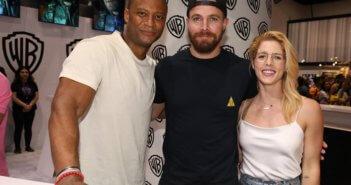Arrow Season 7 Stephen Amell