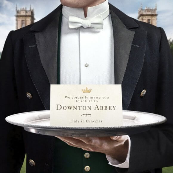 Downton Abbey Movie Announced