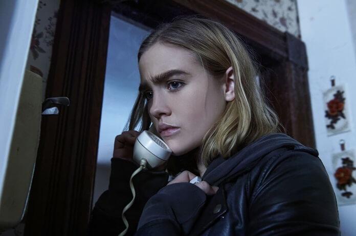Impulse Series Star Maddie Hasson