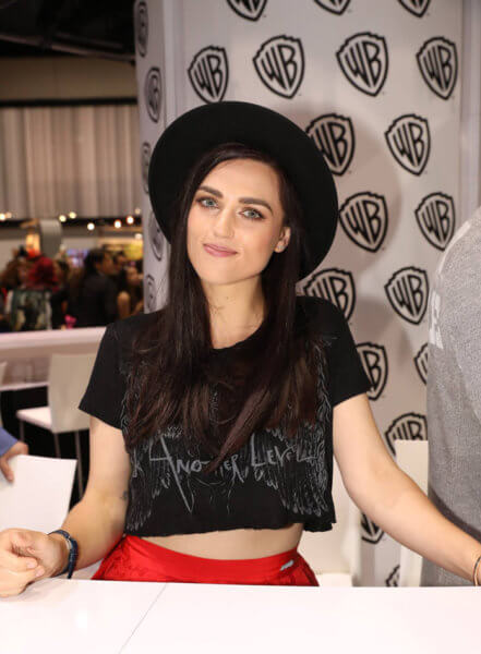 Supergirl Season 4 Katie McGrath