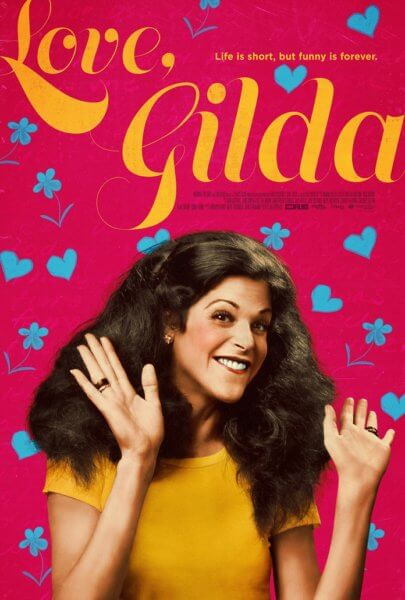 Love, Gilda Poster and Trailer