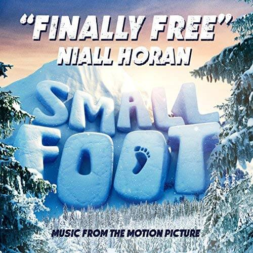 "Niall Horan Releases ""Finally Free"" From The 'Smallfoot"