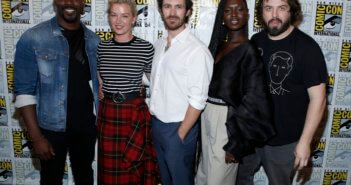 Nightflyers Cast