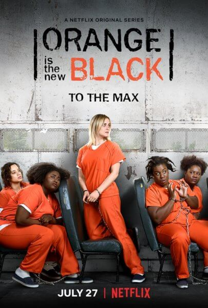 Orange Is The New Black Season 6 Poster