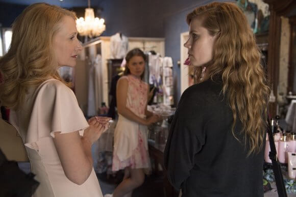 Sharp Objects Patricia Clarkson and Amy Adams