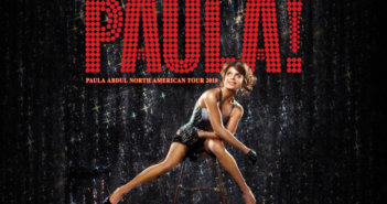 Paula Abdul Straight Up Paula! Tour