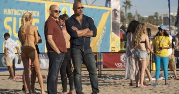 Ballers Season 4 Rob Corddry and Dwayne Johnson