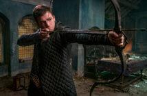 Taron Egerton as Robin Hood