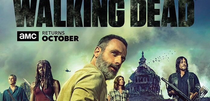'The Walking Dead' Season 9 Trailer: 5 Minute Preview Unveiled at Comic Con
