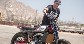 Travis Pastrana stars in Evel Live