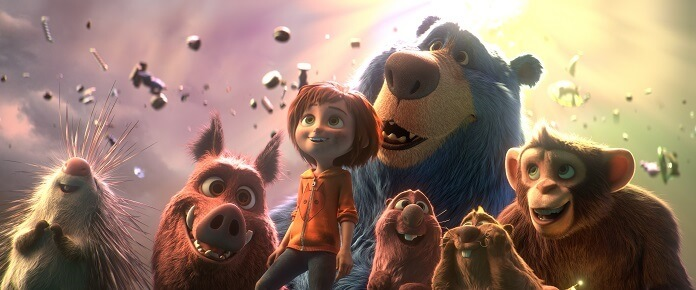 Wonder Park First Photo