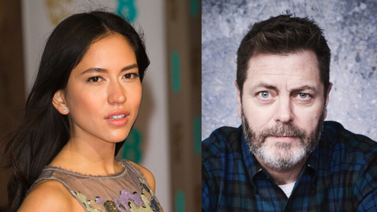 Alison Pill Hot nick offerman, sonoya mizuno and alison pill to star in fx's