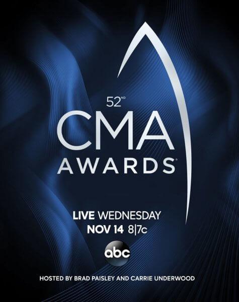 CMA Awards 2018 Nominees