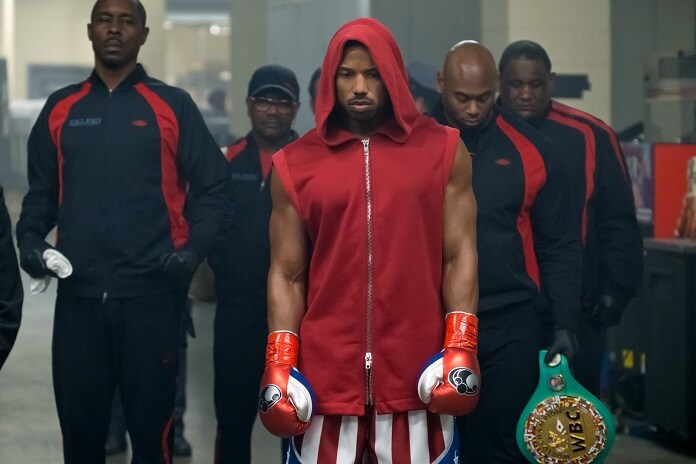 Creed II Star Michael B Jordan
