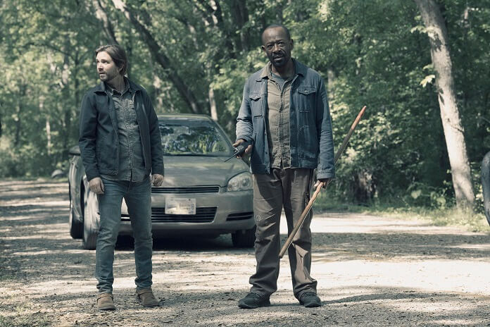 Fear the Walking Dead Season 4 Episode 11