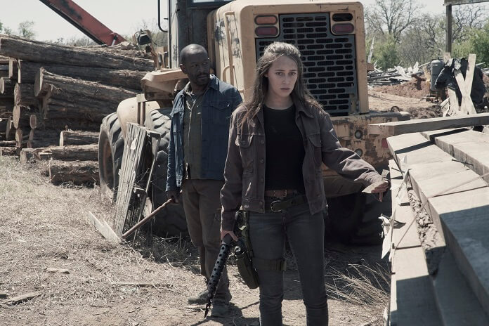 Fear the Walking Dead Season 4 Episode 9 Recap