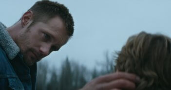 Hold the Dark star Alexander Skarsgard
