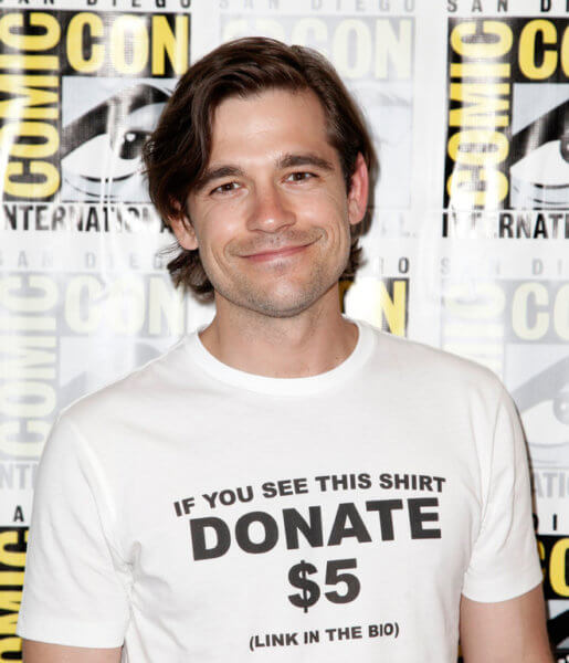 The Magicians star Jason Ralph