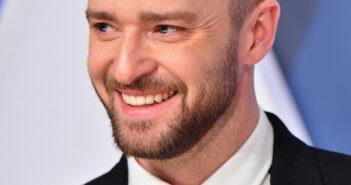 Justin Timberlake Spin the Wheel