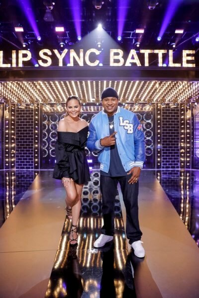 Lip Sync Battle LL Cool J and Chriss Teigen