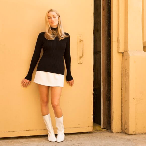 Once Upon a Time Margot Robbie as Sharon Tate