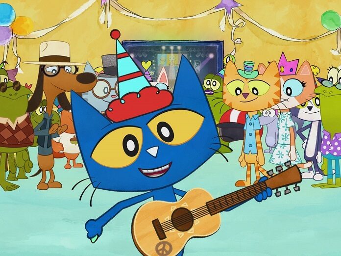 Pete the Cat Animated TV Show