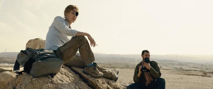 A Private War stars Rosamund Pike and Jamie Dornan