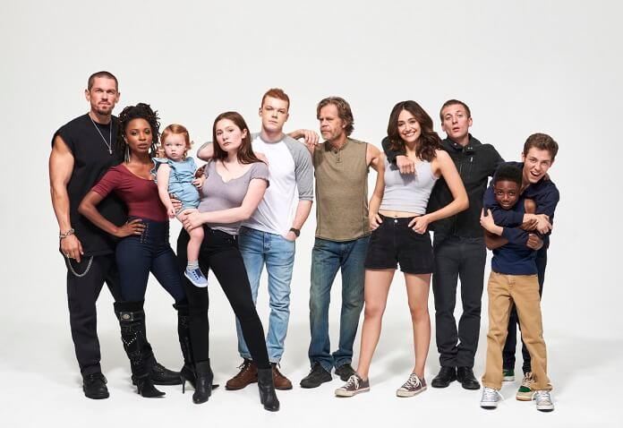 Shameless Season 9 Cast